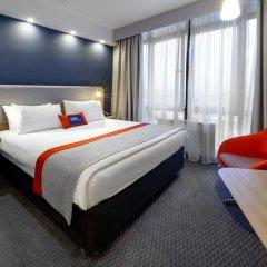 Гостиница Holiday Inn Express Moscow - Khovrino комната для гостей фото 3