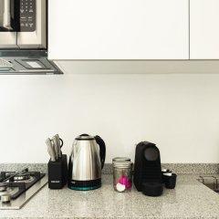 Апартаменты Amazing New Studio Next To Condesa! Мехико удобства в номере