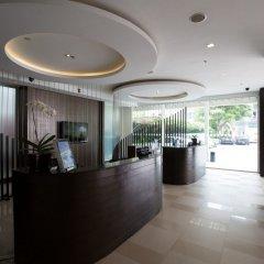 Signature Pattaya Hotel интерьер отеля