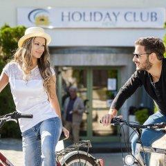 Отель Holiday Club Heviz фитнесс-зал