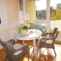 Апартаменты Business meets Düsseldorf Apartments Дюссельдорф в номере