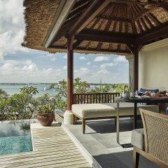 Отель Four Seasons Resort Bali at Jimbaran Bay 5* Вилла Делюкс с различными типами кроватей фото 6