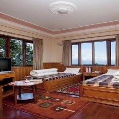 Отель Nagarkot Sunshine Hotel Непал, Нагаркот - отзывы, цены и фото номеров - забронировать отель Nagarkot Sunshine Hotel онлайн комната для гостей фото 2