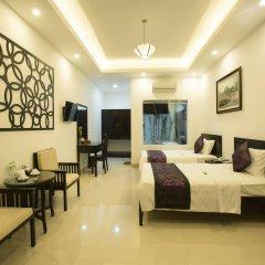 Отель Hoi An Hideaway Villa комната для гостей