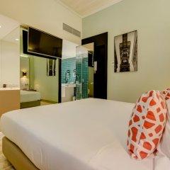 Отель Vincci Baixa сейф в номере