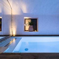 Laz' Hotel Spa Urbain Paris сауна