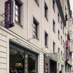 Отель Mercure Secession Wien Австрия, Вена - 5 отзывов об отеле, цены и фото номеров - забронировать отель Mercure Secession Wien онлайн фото 8