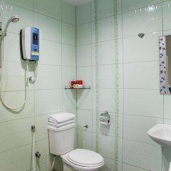Отель OYO 151 Twin Hotel Малайзия, Куала-Лумпур - отзывы, цены и фото номеров - забронировать отель OYO 151 Twin Hotel онлайн ванная фото 2