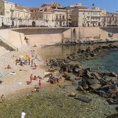 Отель Cortile Siciliano 124 Сиракуза пляж