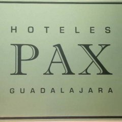 Hotel Pax Guadalajara фитнесс-зал фото 2