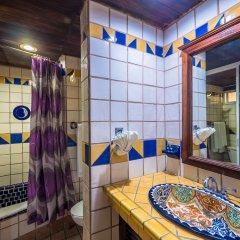Отель Playa Conchas Chinas Пуэрто-Вальярта ванная фото 2