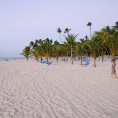 Отель Coral Costa Caribe - Все включено Доминикана, Хуан-Долио - 1 отзыв об отеле, цены и фото номеров - забронировать отель Coral Costa Caribe - Все включено онлайн пляж фото 2