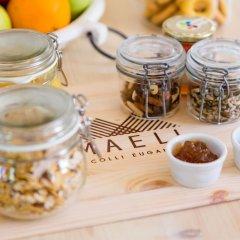 Отель Maeli Winery House Италия, Региональный парк Colli Euganei - отзывы, цены и фото номеров - забронировать отель Maeli Winery House онлайн питание
