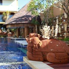 Отель Jimbaran Bay Beach Resort & Spa с домашними животными