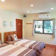 Отель OYO 812 Nature House Таиланд, Бангкок - отзывы, цены и фото номеров - забронировать отель OYO 812 Nature House онлайн комната для гостей фото 2