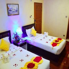Golden City Light Hotel сейф в номере