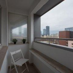 Отель ShortStayPoland Zgoda B23 Польша, Варшава - отзывы, цены и фото номеров - забронировать отель ShortStayPoland Zgoda B23 онлайн балкон