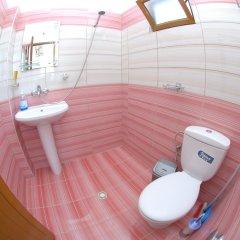 Отель Vila Malo Албания, Ксамил - отзывы, цены и фото номеров - забронировать отель Vila Malo онлайн ванная