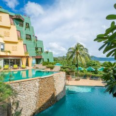 Апартаменты Aspasia Kata Luxury Resort Apartment пляж Ката бассейн фото 3