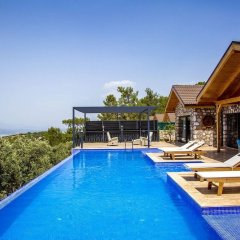 Villa Akropol Турция, Патара - отзывы, цены и фото номеров - забронировать отель Villa Akropol онлайн бассейн фото 2