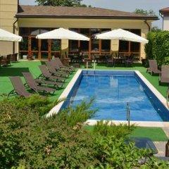 Гостиница Променада бассейн фото 3