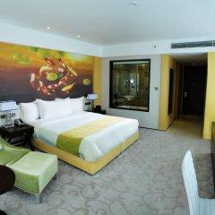 Отель Hotels & Preference Hualing Tbilisi сейф в номере