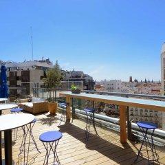 Hotel Santo Domingo балкон