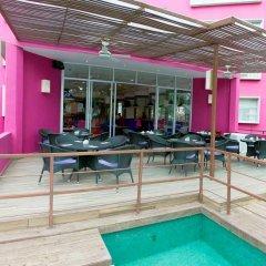Отель Best Western Plus Puebla бассейн фото 2