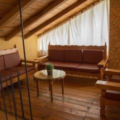 Отель Cabañas y Suites Sergia Torres комната для гостей фото 5