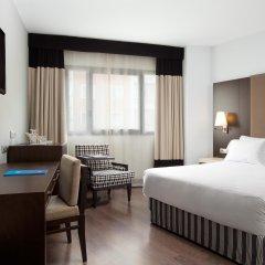 Отель NH Madrid Sur Испания, Мадрид - отзывы, цены и фото номеров - забронировать отель NH Madrid Sur онлайн комната для гостей фото 2
