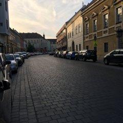 Апартаменты Castle Apartments Budapest парковка