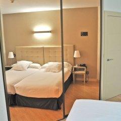 Отель Apartamentos Don Carlos Испания, Сантандер - отзывы, цены и фото номеров - забронировать отель Apartamentos Don Carlos онлайн комната для гостей фото 3
