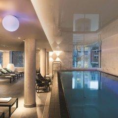 Отель Adina Apartment Hotel Hamburg Speicherstadt Германия, Гамбург - 1 отзыв об отеле, цены и фото номеров - забронировать отель Adina Apartment Hotel Hamburg Speicherstadt онлайн бассейн фото 2