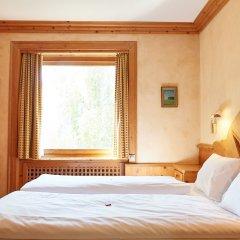 Отель Languard Швейцария, Санкт-Мориц - отзывы, цены и фото номеров - забронировать отель Languard онлайн комната для гостей фото 4