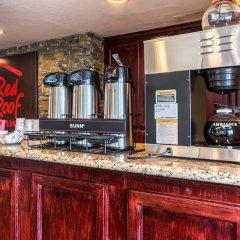 Отель Red Roof Inn Tulare - Downtown/Fairgrounds в номере фото 2