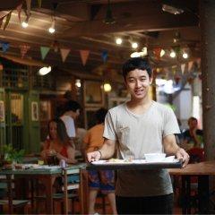 Отель Phranakorn-Nornlen Hotel Таиланд, Бангкок - отзывы, цены и фото номеров - забронировать отель Phranakorn-Nornlen Hotel онлайн гостиничный бар
