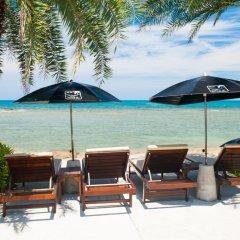 Отель Lazy Days Samui Beach Resort Таиланд, Самуи - 1 отзыв об отеле, цены и фото номеров - забронировать отель Lazy Days Samui Beach Resort онлайн приотельная территория