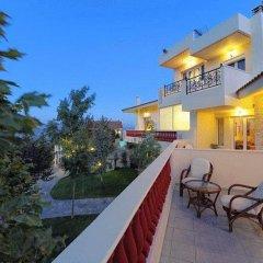 Отель Vergis Epavlis балкон