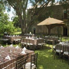 Отель Fiesta Americana Hacienda San Antonio El Puente Cuernavaca Ксочитепек помещение для мероприятий