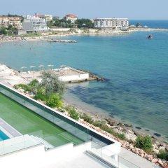 Отель White Lagoon Болгария, Балчик - отзывы, цены и фото номеров - забронировать отель White Lagoon онлайн пляж