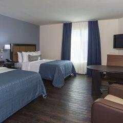 Отель Candlewood Suites Queretaro Juriquilla сейф в номере