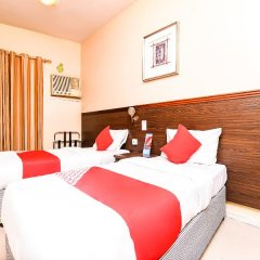 OYO 166 Melody Queen Hotel Дубай комната для гостей фото 2