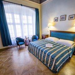 Elite Hotel Прага комната для гостей фото 4