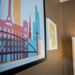 Отель Holiday Inn Manchester West Солфорд фото 2