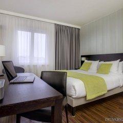 Отель Citadines Sainte-Catherine Brussels комната для гостей