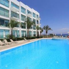 Апартаменты Coralli Spa Протарас бассейн фото 2