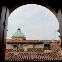 Отель Antico Hotel Vicenza Италия, Виченца - отзывы, цены и фото номеров - забронировать отель Antico Hotel Vicenza онлайн балкон