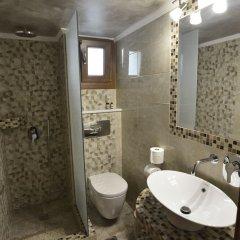 Отель Polydefkis Apartments Греция, Остров Санторини - отзывы, цены и фото номеров - забронировать отель Polydefkis Apartments онлайн ванная