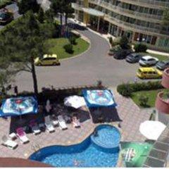 Hotel Andromeda парковка