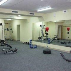 Гостиница Парк фитнесс-зал фото 2
